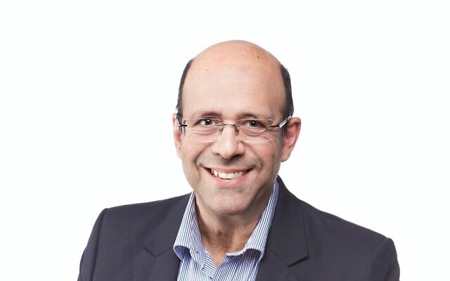 New AFTAU CEO David Solomon.