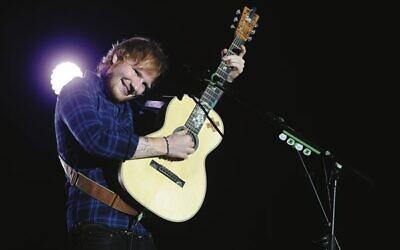 Ed Sheeran Photo: Yakub88/Dreamstime.com