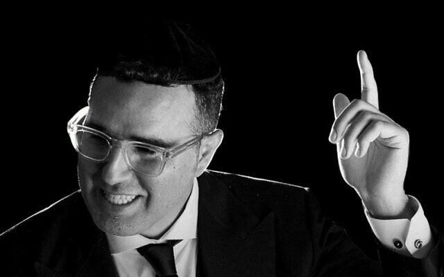 Yaakov Shwekey. Photo: Facebook