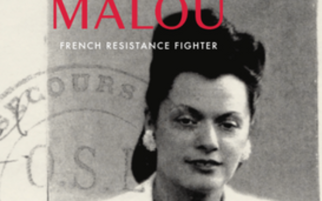 Cover of Malou: French Resistence Fighter