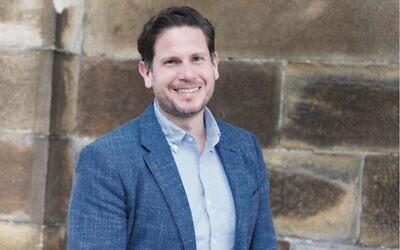 JCA CEO Alain Hasson.  Photo: Giselle Haber