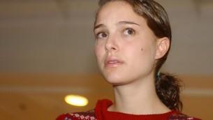ناتالي بورتم تستعد لاخراج فلمها الاول في اسرائيل (فلاش90)