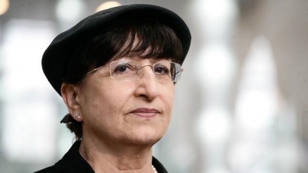 عدينا بار شالوم ابنة الحاخام الراحل عوفاديا يوسف (فلاش 90)
