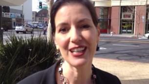 عضو المجلس ليبي شآف (من شاشة يوتوب)
