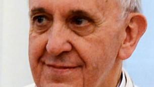 البابا فرانسيس في الفتيكان شهر مارس 2013 (ويكيبيديا)