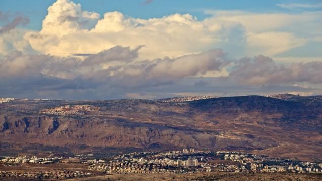 الجليل الغربي, بلدة كارميئل في الصورة (بعدسة دورون هوروفيتس/ فلاش 90)