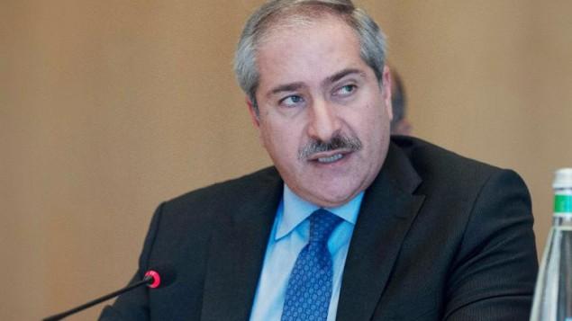 وزير الخارجية ألأردني نصر جودة (أ ف ب أرشيف)