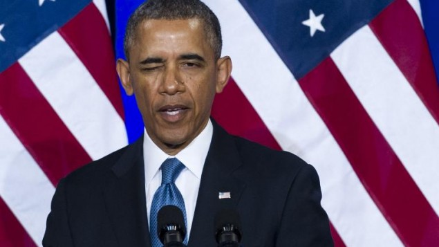 الرئيس الامريكي باراك أوباما (أ ف ب)