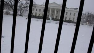 البيت الابيض، مارس ٢٠١٤ (أ ف ب )
