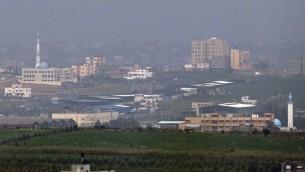 مدينة غزة 13 مارس 2013 (أ ف ب)