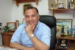 علي سلام الرئيس المنتخب لبلدية الناصرة (من صفحته الفيسبوك)