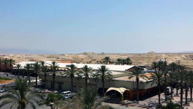معبر النبي على الحدود مع الاردن (فلاش 90)