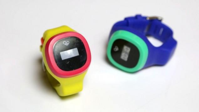 HereO GPS watches (Photo credit: Courtesy)