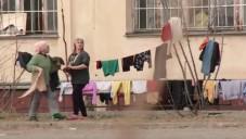 لاجئون سوريون في بلغاريا (من شاشة اليوتيوب)