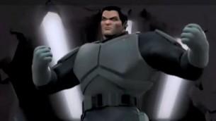 صورة شاشة من البرنامج (من شاشة اليوتوب)