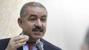 المفاوض الفلسطيني محمد شتية (فلاش ٩٠)