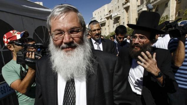 وزير الاديان ايلي بن داهان (فلاش ٩٠)