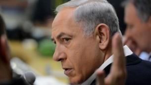 رئيس الحكومة الاسرائيلية بنيامين نتنياهو (photo credit: Kobi Gideon/GPO/Flash90/File)