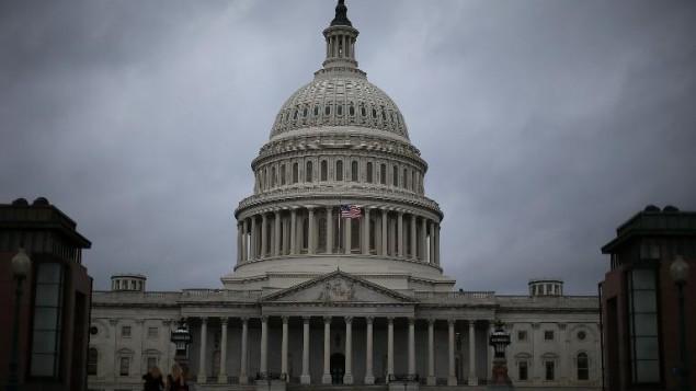مبنى الكابيتول،  واشنطن (Getty/AFP/Archives Mark Wilson)