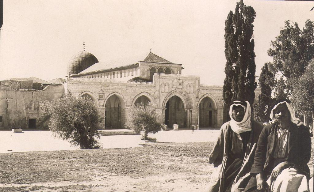 المسجد الاقصى   ( photo credit: © DEIAHL, Jerusalem)