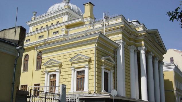 الكنيس الرئيسي في موسكو (Mikhail Yakovlev/Wikipedia)