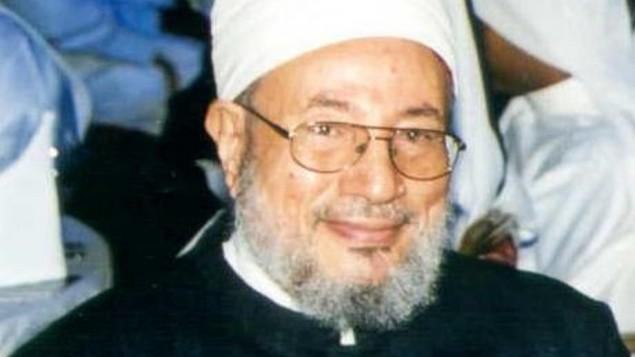 يوسف القرضاوي  (photo credit: CC BY Wikipedia)