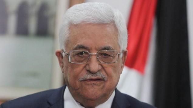 رئيس السلطة الفلسطينية محمود عباس (عصام ريماوي/ فلاش 90)
