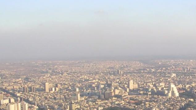 دمشق (من شاشة اليوتوب)