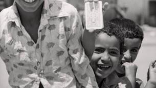 مخييم لاجئون في غزة 1979  © Jean Mohr, Musée de l'Elysée