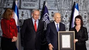 رئيس الدولة مع رئيس الحكومة / ارشيف (فلاش ٩٠)