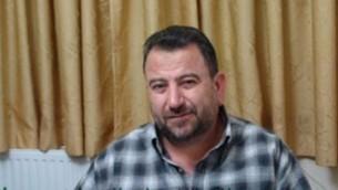 قيادي حماس صالح العاروري (من شاشة اليوتوب)