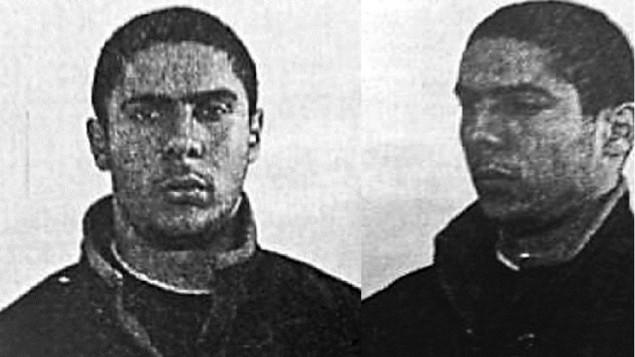 صور نشرت في 1 يونيو 2014 للمشتبه به في الهجوم المسلح على المتحف اليهودي في بروكسل بلجيكا (أ ف ب)