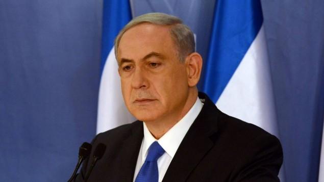 رئيس الوزراء بنيامين نتنياهو (جي بي او/ فلاش ٩٠)