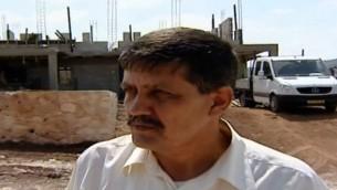 الدكتور علي زعبي (من شاشة القناة العاشرة)