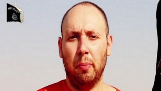 ستيفن سوكلوف قبل اعدامه (صورة شاشة)