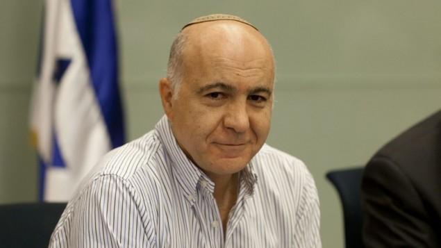 رئيس الشين بيت يورام كوهن (فلاش 90)