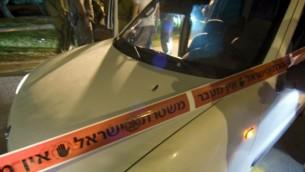 صورة توضيحية لسيارة شرطة (فلاش 90)