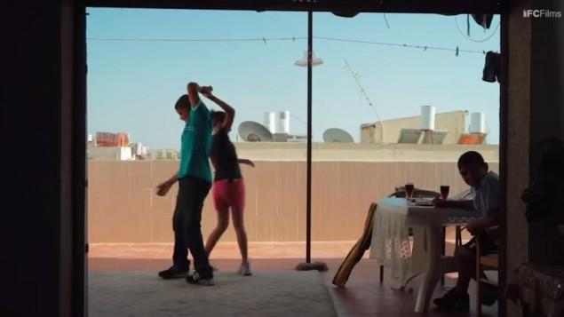 A scene from 'Dancing in Jaffa.' (YouTube screenshot)