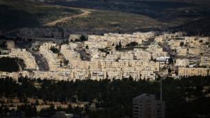 رمات شلومو، القدس 1مارس 2013 Nati Shohat/Flash90
