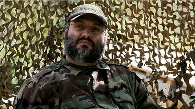 قائد حزب الله عماد مغنية، قتل 2008   CC BY-SA, Wikimedia Commons