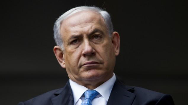 رئيس الحكومة بنيامين نتنياهو 5 نوفمبر 2014 Miriam Alster/Flash90