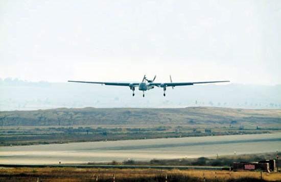 طائرة  بدون طيار اسرائيلية، صورة توضيحية  IDF Spokesperson