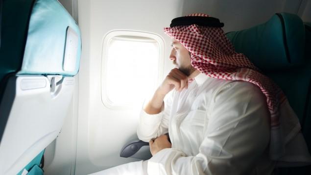 مسافر سعودي Via Shutterstock