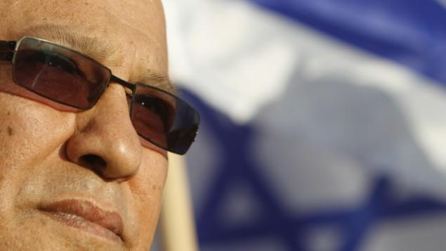 رئيس الموساد سابقا مئير دغان (فلاش 90)