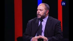 نائب المراقب العام لجماعة الاخوان المسلمين زكي بني ارشيد (YouTube screen capture)