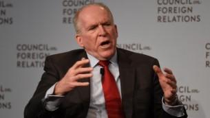 مدير وكالة الاستخبارات المركزية الاميركية (سي آي ايه) جون برينان، 13 مارس 2015 (DON EMMERT / AFP)