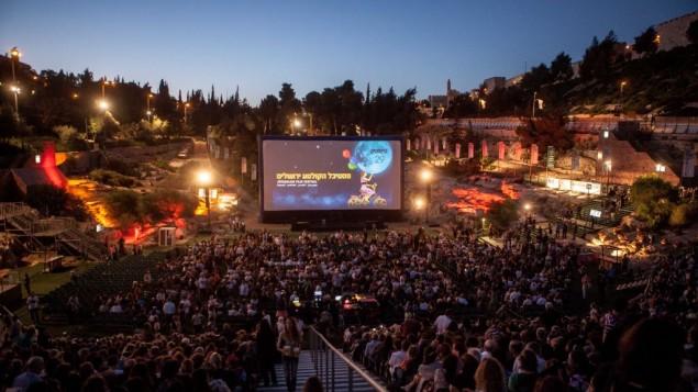 افتتاح مهرجان افلام الصيف في سينماتك القدس (Uri Lenz/Flash 90)