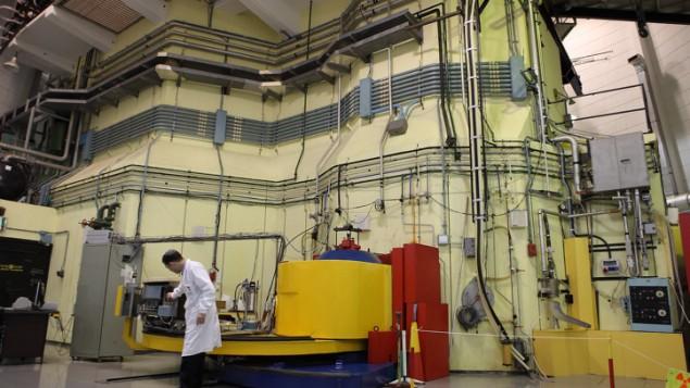 مركز سوريك للأبحاث النووية، 15 ديسمبر 2015 (Yaakov Naumi/Flash90)