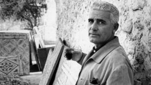 خالد عبد الوهاب، الذي انقذ يهود خلال الحرب العالمية الثانية، ولكن لا يكرم ضمن 'الصالحين بين الأمم'. لماذا؟ (public domain)