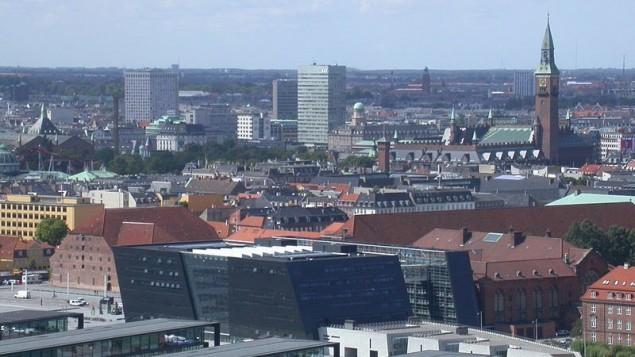 كوبنهاغن, الدنمارك   Paul Burani/Wikimedia Commons